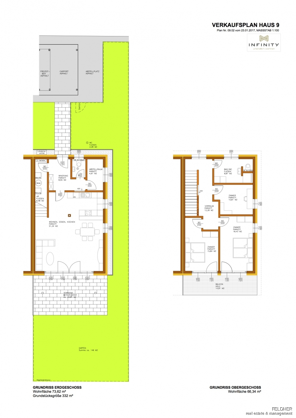 Plan Haus 9 Eckhaus
