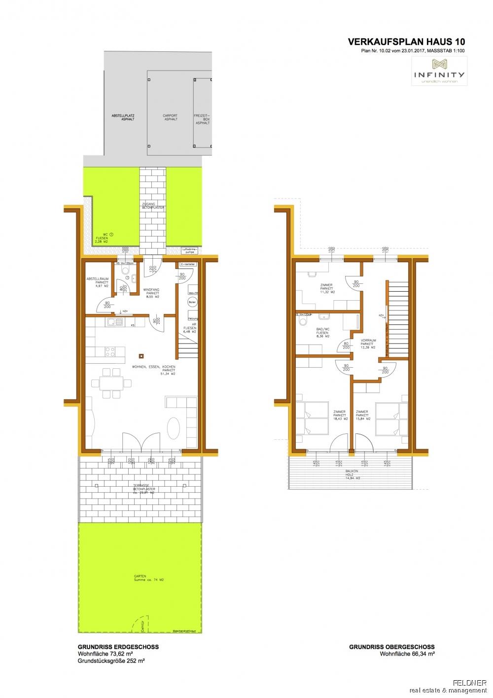 Plan Haus 10