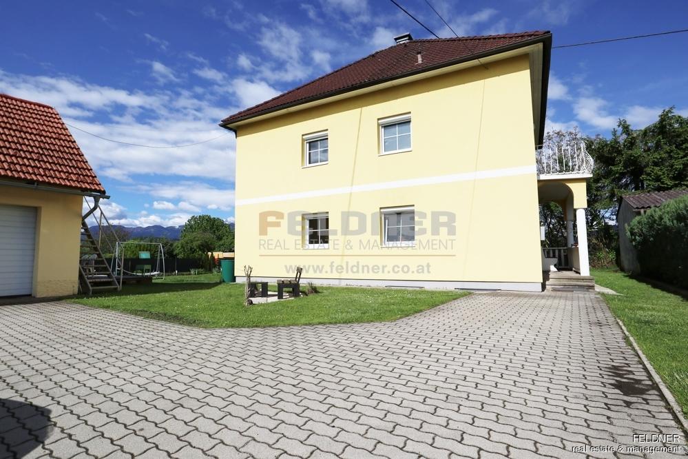Zweifamilienhaus – Zinshaus – Eberndorf